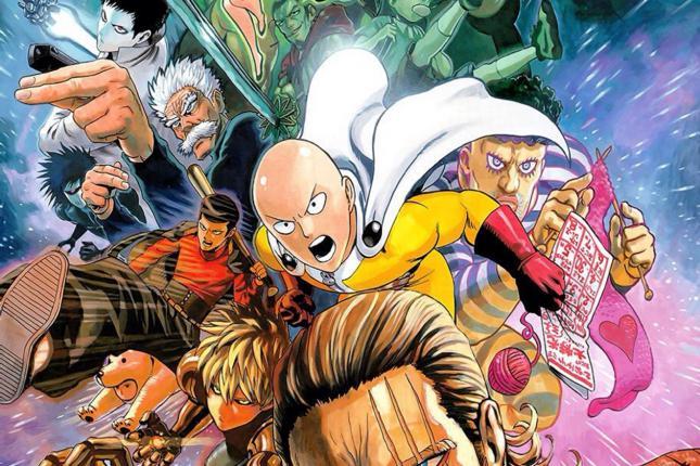 El-genial-aunque-poco-conocido-manga-One-Punch-Man-tendra-su-anime-1