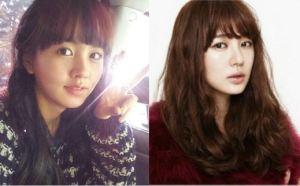 Se-parecen-Kim-So-Hyun-y-Yoon-Eun-Hye-1