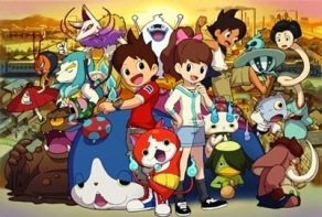 yokai watch anime