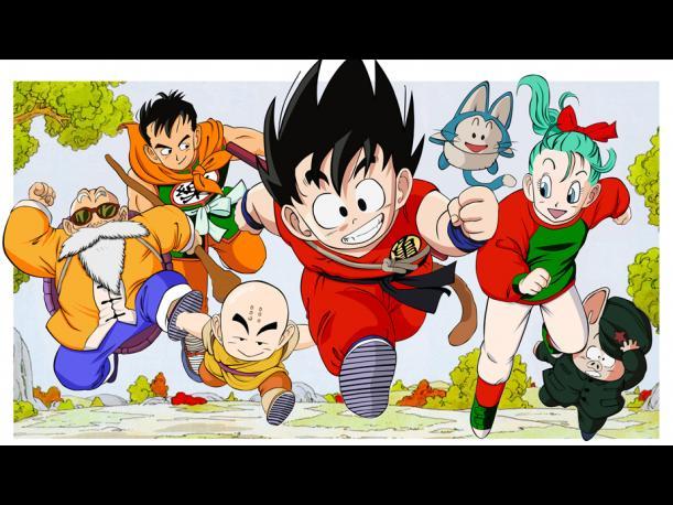 Dragon Ball 30 años.