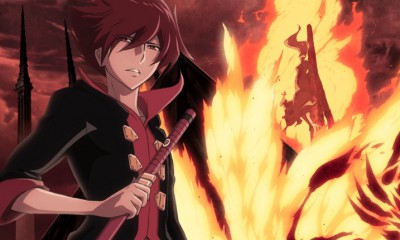 Garo divine flame