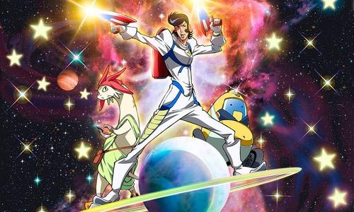 Space-Dandy-Serie