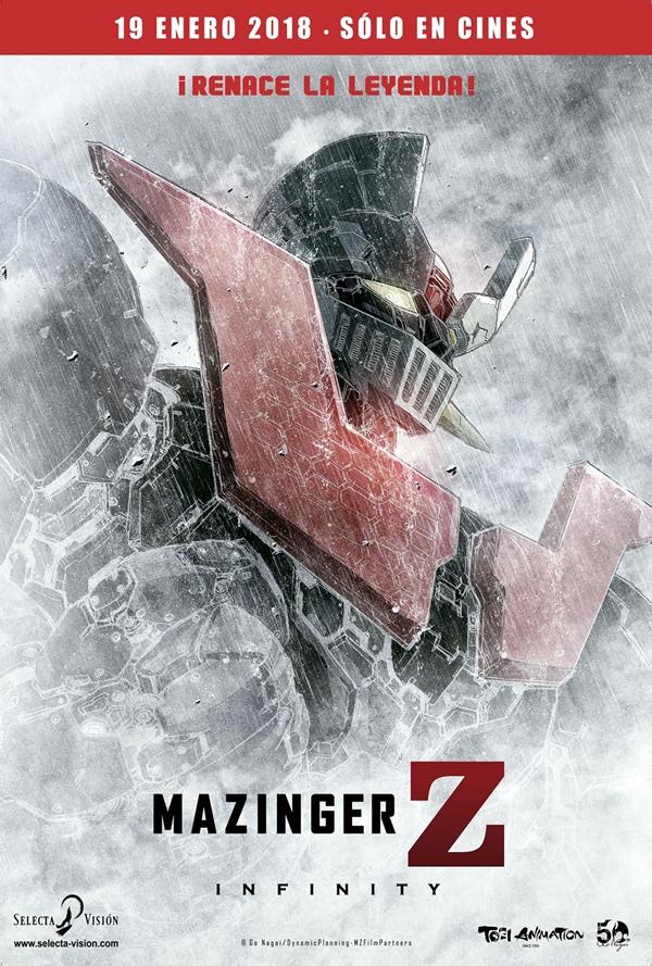 Mazinger Z. Infinitty.