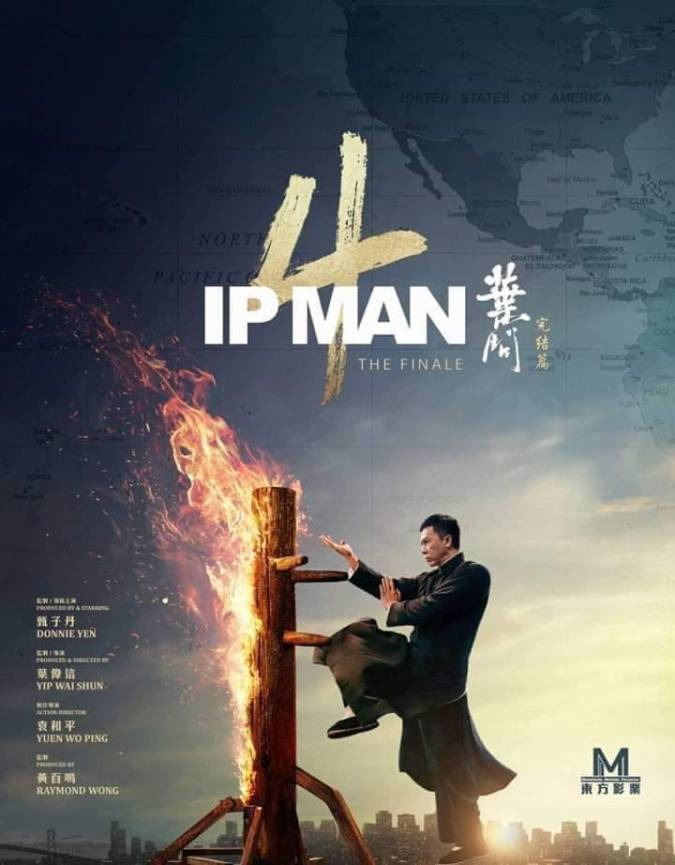 DONNIE YEN IP MAN4